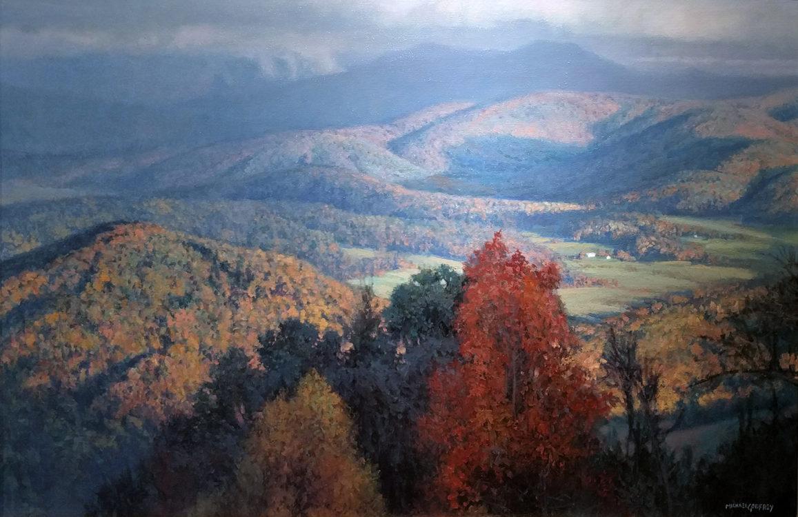Michael Godfrey - Somerville Manning Gallery