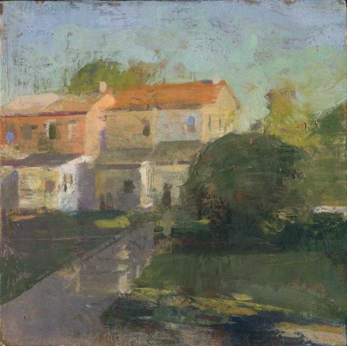 Jon Redmond New Paintings Somerville Manning Gallery