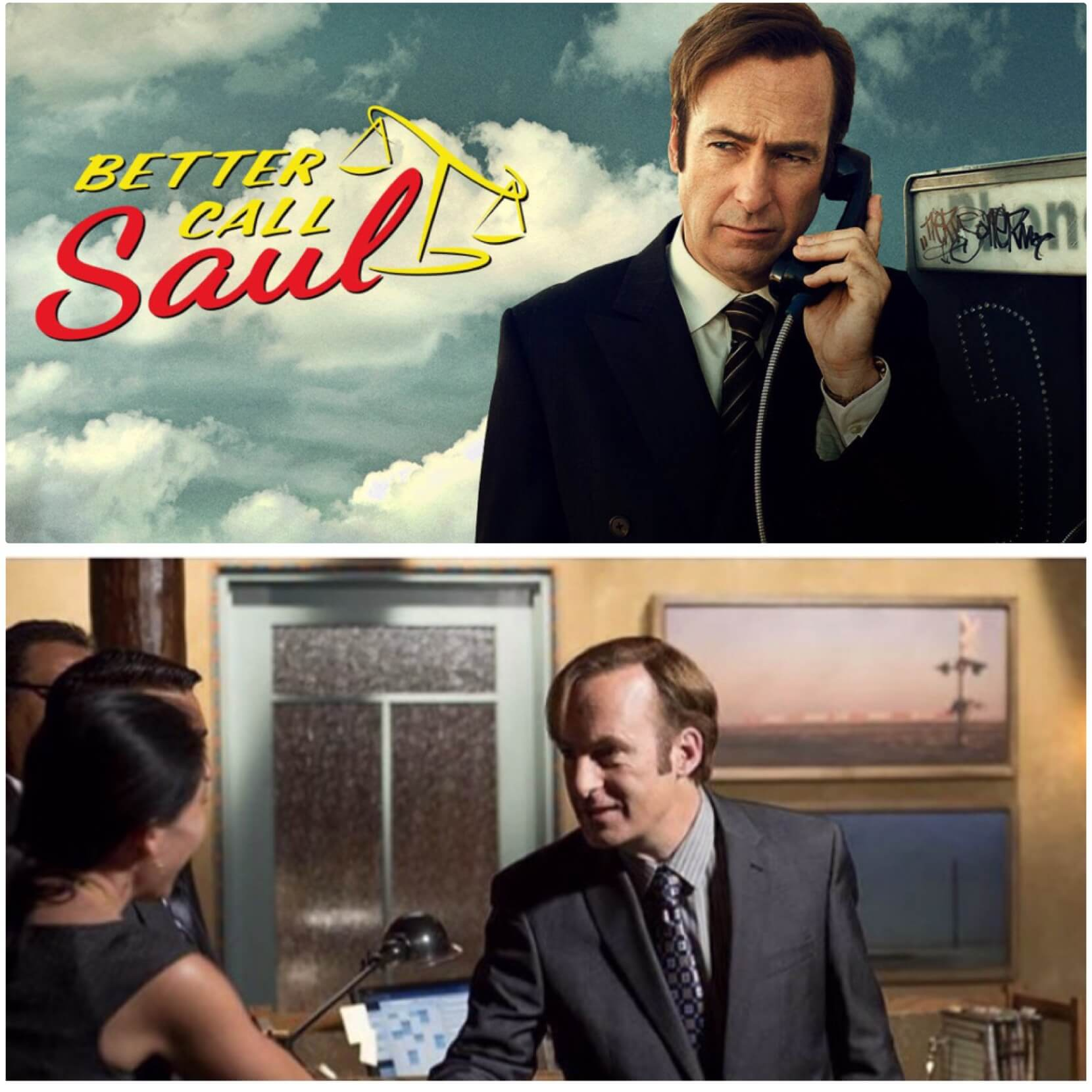 "Francis Di Fronzo featured in ""Better Call Saul"""