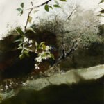 Andrew Wyeth (1917-2009), Bartlett Pear (SOLD), 1983, Watercolor, 23 ⅜ x 18 ½ inches